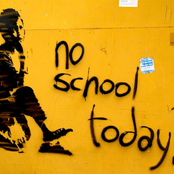 no-school